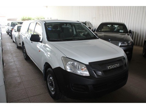 Used Isuzu D MAX White 2015 For Sale In Riyadh For