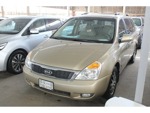 Used Kia Carnival 2011 For Sale In Jeddah For 44 000 Sr Motory