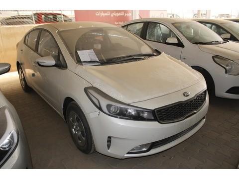 New Kia Cerato White 2018 For Sale In Riyadh For 45 000 Sr Motory