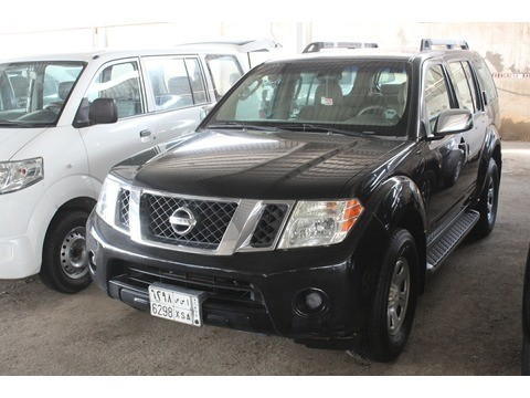 Used Nissan Pathfinder Black 2008 For Sale In Jeddah For 29000 Sr