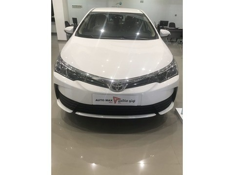 New Toyota Corolla White 2019 For Sale In Riyadh For 66 500 Sr