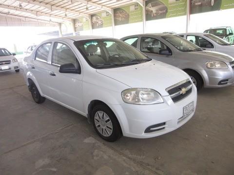 Used Chevrolet Aveo White 2013 For Sale In Dammam For 11000 Sr