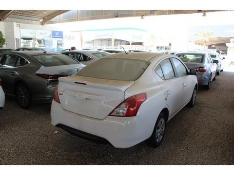 نيسان صني 2018 جديدة للبيع بسعر 33 800 ريال في الرياض لون أبيض موتري السعودية