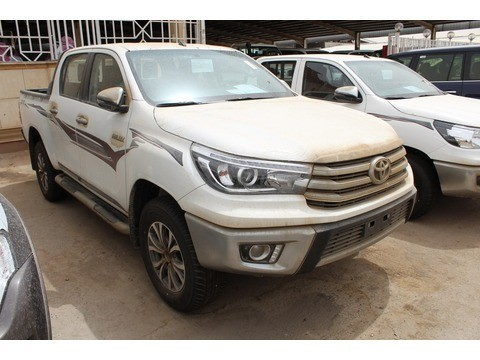 New Toyota Hilux White 2018 For Sale In Riyadh For 98,600 SR