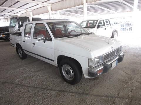 New Nissan Pick Up White 1996 For Sale In Dammam For 9,500 SR | Motory  Saudi Arabia