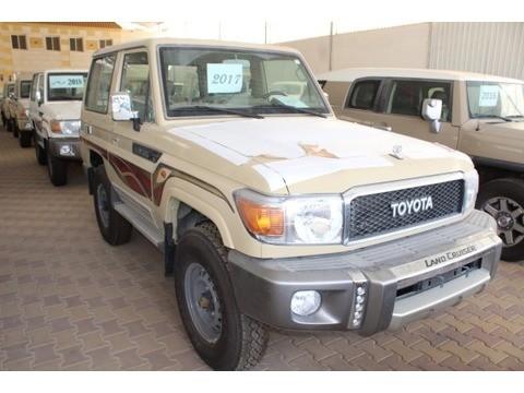 Toyota Land Cruiser 70 >> New Toyota Land Cruiser 70 Beige 2018 For Sale In Riyadh For 112 000 Sr Motory Saudi Arabia
