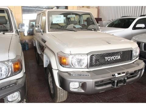 Toyota Land Cruiser 70 >> New Toyota Land Cruiser 70 White 2019 For Sale In Riyadh For 161 000 Sr Motory Saudi Arabia