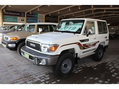 Toyota Land Cruiser 70 >> New Toyota Land Cruiser 70 White 2019 For Sale In Dammam For 126 525 Sr Motory Saudi Arabia