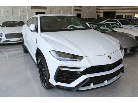 New Lamborghini Urus White 2019 For Sale In Riyadh For 1 450 000 Sr