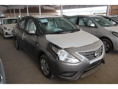 New Nissan Sunny Grey 2018 For Sale In Dammam For 36 000 Sr Motory Saudi Arabia