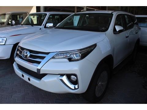 New Toyota Fortuner White 2019 For Sale In Dammam For 145,500 SR | Motory  Saudi Arabia