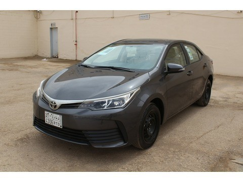 Used Toyota Corolla For Sale >> Used Toyota Corolla Grey 2019 For Sale In Riyadh For 65 520 Sr