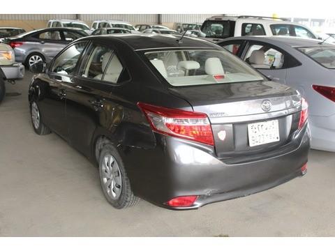 Used Toyota Yaris Grey 2014 For Sale In Jeddah For 22,000 SR | Motory Saudi Arabia
