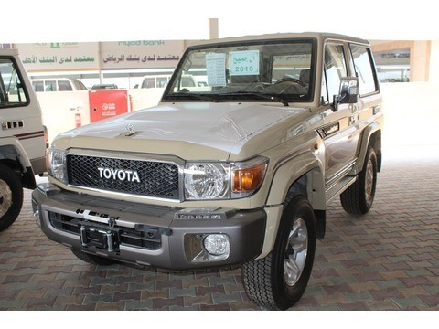 Toyota Land Cruiser 70 >> New Toyota Land Cruiser 70 Beige 2019 For Sale In Dammam For 139 500 Sr Motory Saudi Arabia