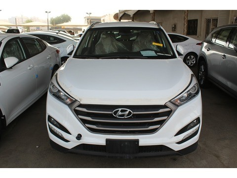 New Hyundai Tucson White 2018 For Sale In Jeddah For ...