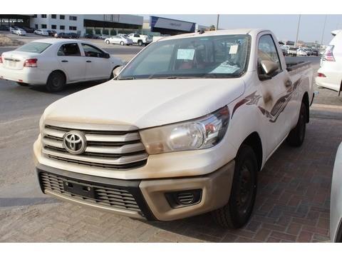 New Toyota Hilux White 2020 For Sale In Dammam For 79,000 SR | Motory Saudi  Arabia