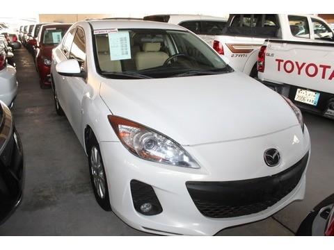 Used Mazda 3 White 2014 For Sale In Dammam For 35,000 SR ...2014 Mazda 3 White