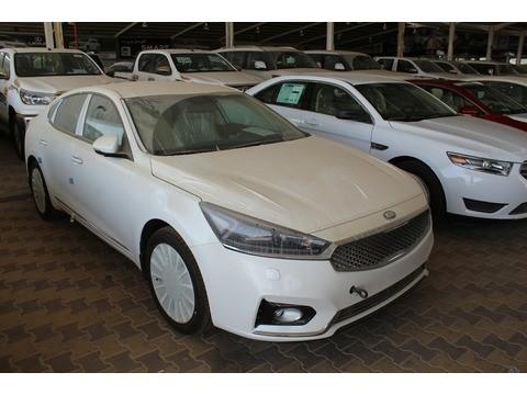 New Kia Cadenza White 2020 For Sale In Riyadh For 95 025 Sr Motory Saudi Arabia
