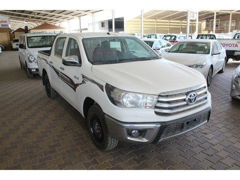 New Toyota Hilux White 2018 For Sale In Riyadh For 84,525 SR   Motory Saudi  Arabia
