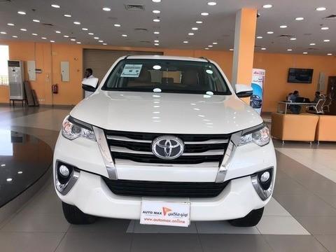 Used Toyota Fortuner White 2018 For Sale In Jeddah For 112,350 SR   Motory  Saudi Arabia
