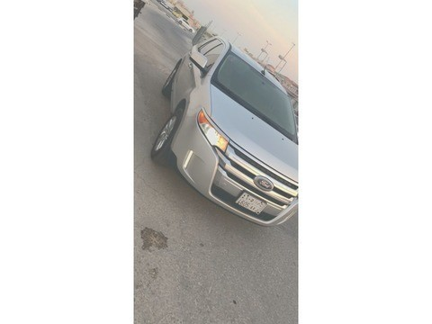 Used Ford Edge Silver 2014 For Sale In Dammam For 55 000 Sr Motory Saudi Arabia