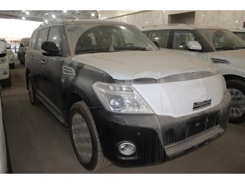 New Nissan Patrol Black 2019 For Sale In Riyadh For 211,000 SR | Motory  Saudi Arabia