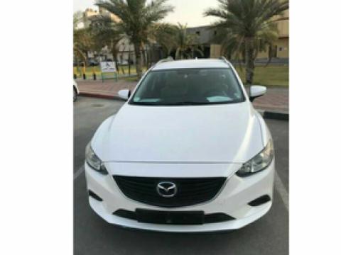 Used Mazda 6 White 2014 For Sale In Dammam For 40,000 SR   Motory Saudi  Arabia