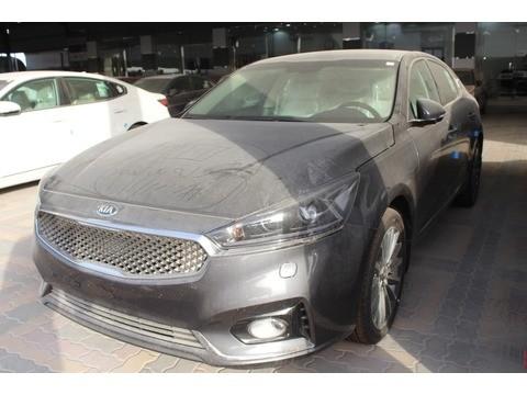 New Kia Cadenza Grey 2020 For Sale In Dammam For