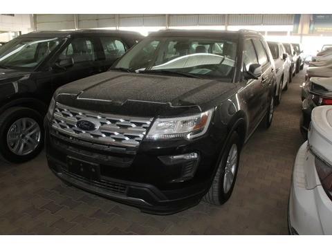 New Ford Explorer Black 2019 For Sale In Riyadh For 126 000 Sr Motory Saudi Arabia