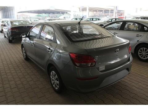 new kia pegas grey 2020 for sale in riyadh for 45,000 sr