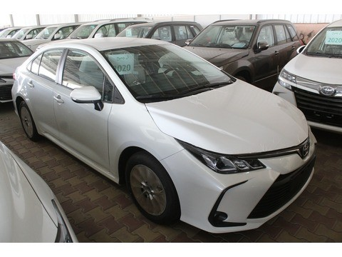 New Toyota Corolla White 2020 For Sale In Riyadh For 74 575 Sr Motory Saudi Arabia