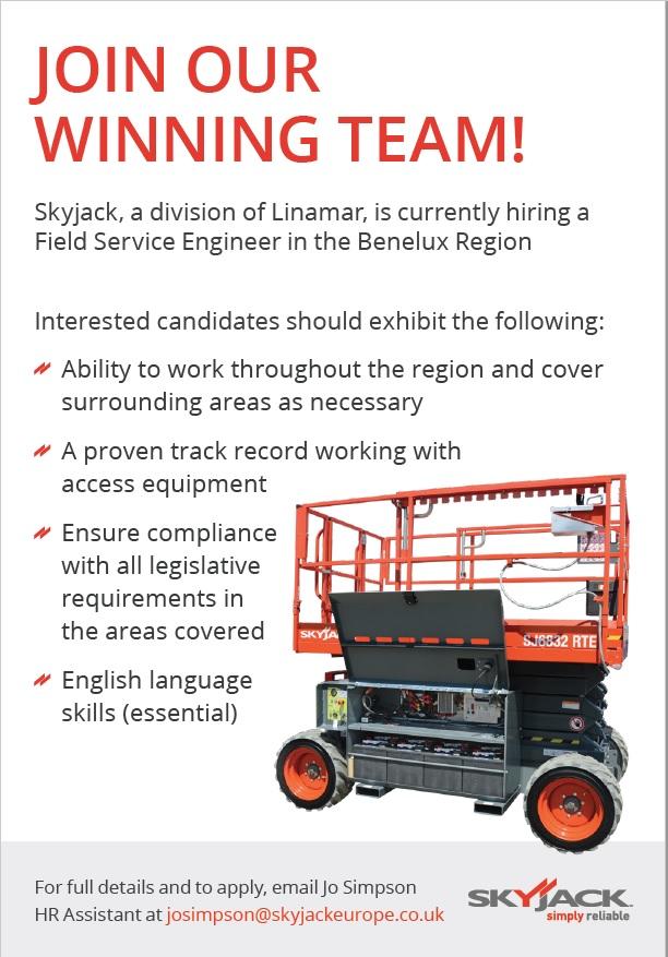 Field Service Engineer | Job Postings | Vertikal net