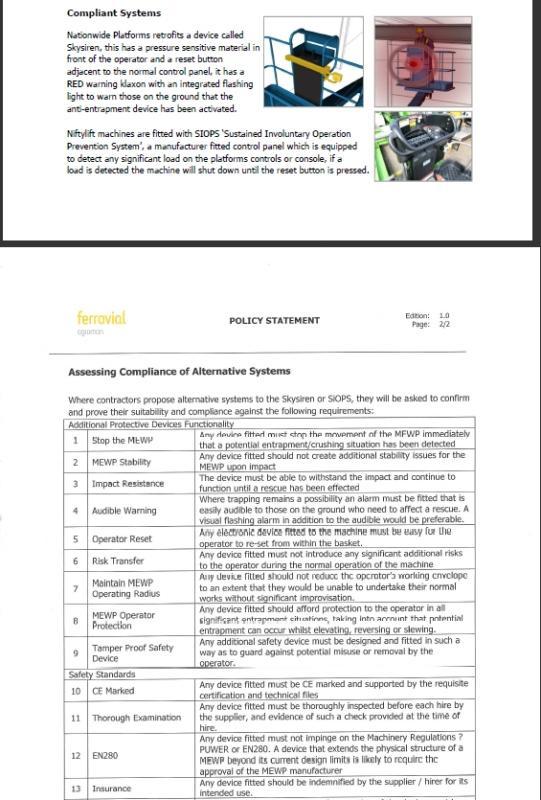 UK contractors dictate entrapment solutions | Vertikal net