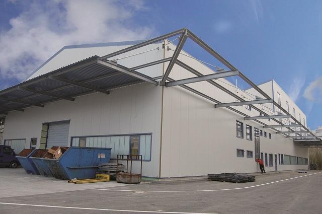Geda completes new facility | Vertikal net