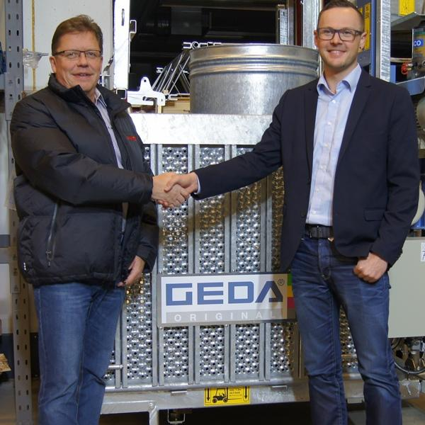 Geda appoints MN-Lifttek | Vertikal net