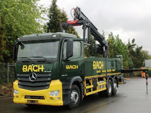 Erster Hiab Fur Herrmann Bach Vertikal Net