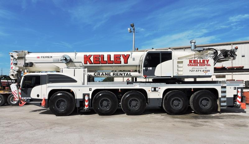 Two Terex cranes for Kelley Equipment | Vertikal net