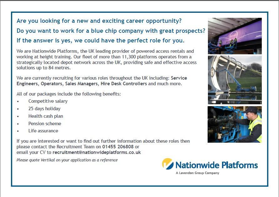 Nationwide announces transport partnership   Vertikal net
