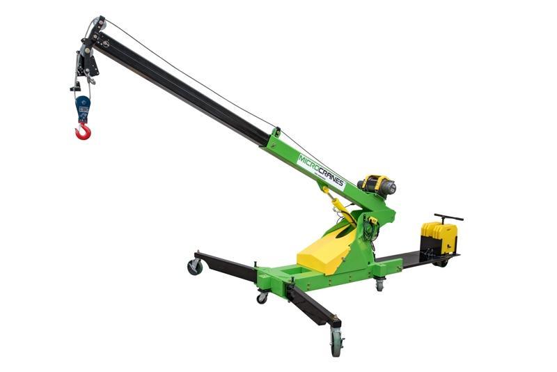 New Micro crane | Vertikal net