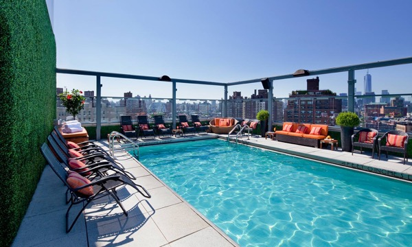 Hotel Gansevoort Meatpacking, New York