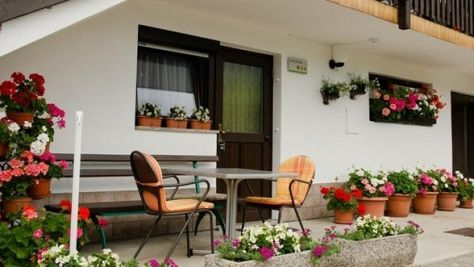 Apartmány Kobarid 1100, Kobarid - Exteriér