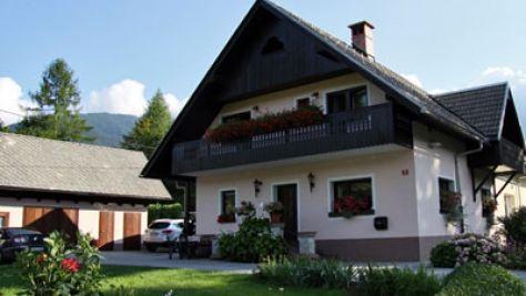 Apartmány Bohinj 1184, Bohinj - Objekt