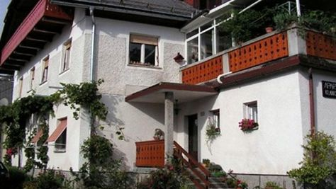 Apartmány Bovec 1190, Bovec - Exteriér