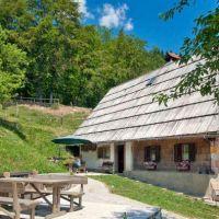 Turistična kmetija Gorjup, Bohinj - Zunanjost objekta