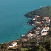 Holiday house Zaliv Tri žala (Žrnovo) 12138, Tri Žala - View