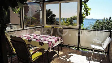 Apartmány Piran 14309, Piran - Terasa