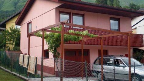 Apartmány Kobarid 14322, Kobarid - Exteriér