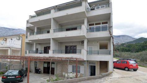 Apartmány a pokoje Tučepi 14871, Tučepi - Exteriér