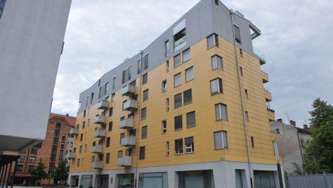 Apartmány  14934, Ljubljana - Exteriér