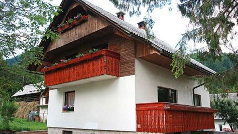 Apartmány Bohinj 15027, Bohinj - Exteriér